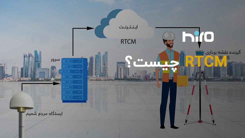 RTCM چیست