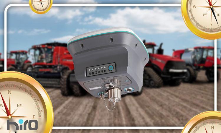 کاربرد جی پی اس در کشاورزی چیست؟