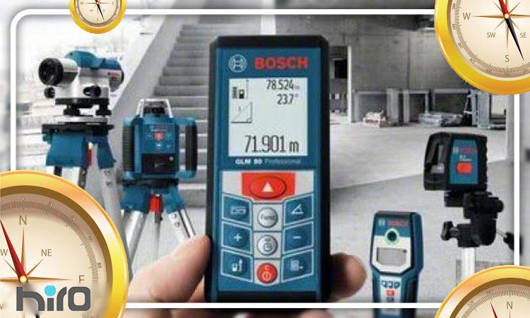 تجهیزات فاصله یاب الکترونیکی EDM چیست